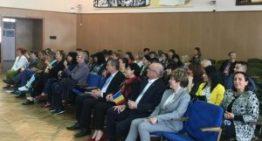 """Participarea secretarului de stat Victor Alexeev la evenimentul din cadrul proiectului """"De la Timoc la Tisa și la Nistru"""", Chișinău"""