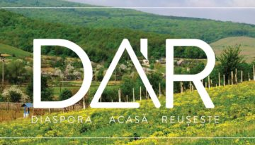 """30 de propuneri de proiecte, eligibile pentru finanțare în cadrul Programului guvernamental Diaspora Acasă Reușește """"DAR 1+3"""""""