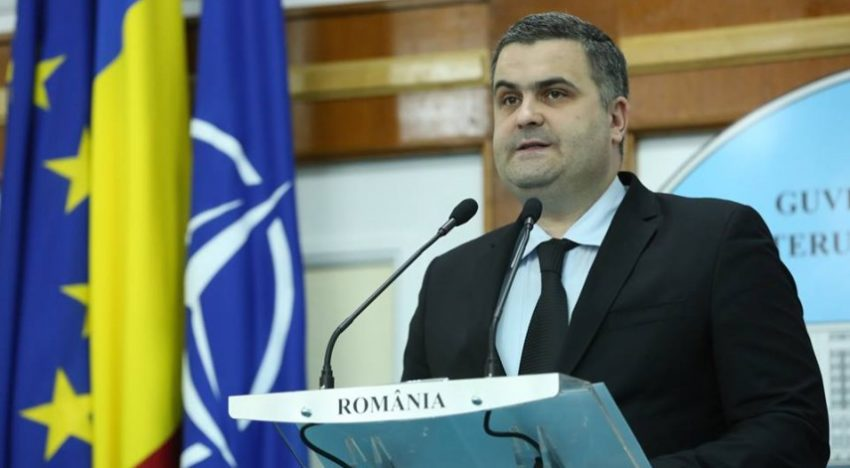 Ministrul apărării naționale, a participat ceremonia prilejuită de sărbătorirea a 15 ani de la înființarea Agenției Europene de Apărare.