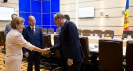 Președinta Parlamentului, socialista Zinaida Greceanîi, i-a mulțumit președintelui României, Klaus Iohannis și poporului român…