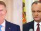 Klaus Iohannis și Igor dodon au discutat telefonic agenda relațiilor bilaterale dintre România și Republica Moldova