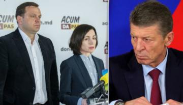 Video / Sandu și Năstase s-au întâlnit cu emisarul lui Putin, în ciuda sugestiilor comisarului european Johannes Hahn. Ce spune emisarul Rusiei?