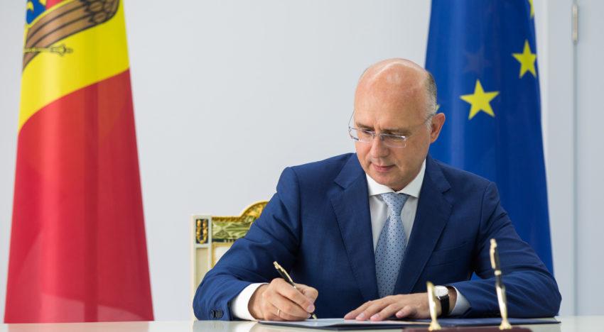 Guvernul Pavel Filip s-a retras de la guvernare. Partidul Democrat a decis să cedeze puterea Guvernului învestit de majoritatea ACUM – PSRM