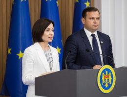 """Instituțiile de stat nu vor mai fi păzite de companii private. Premierul Maia Sandu: """"Am mai dezmembrat o schemă de corupție alcătuită de regimul oligarhic"""""""