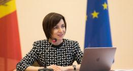 Prim-ministrul Maia Sandu efectuează o vizită de lucru la Washington, D.C.
