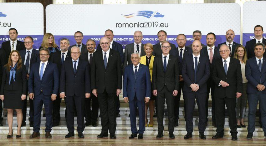 Reuniunea informală a miniștrilor agriculturii și pescuitului la București
