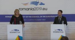 Video: Reuniunea informală a miniștrilor responsabili cu dezvoltarea urbană, București, 14 iunie – conferința de presă
