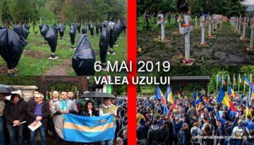 NO-COMMENT: INCIDENTELE DE LA CIMITIRUL MILITAR DIN VALEA UZULUI // Înregistrări complete din mai multe surse