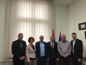 Comunitatea de români din Serbia, pe agenda MRP