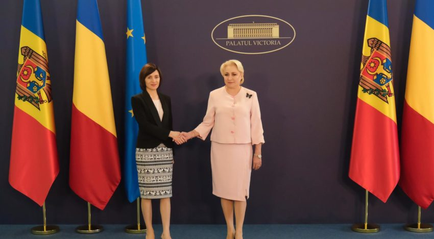 Foto / Aprofundarea relațiilor bilaterale dintre România și Republica Moldova și susținerea agendei europene a țării noastre, discutate la București