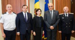 FOTO / Republica Moldova și România susțin consolidarea cooperării pentru a îmbunătăți calitatea serviciilor de urgență