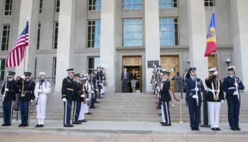 Foto / Momente-cheie ale vizitei Prim-ministrului Republicii Moldova, Maia Sandu în Statele Unite ale Americii