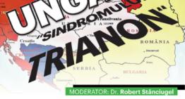 Ungaria SINDROMULUI Trianon – Conferință la București