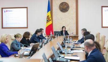 """Guvernul Maia Sandu elimină condițiile de monopol pentru serviciile de dializă, iar construcția """"Arenei Naționale"""" va trece în gestiunea Ministerului Economiei și Infrastructurii"""