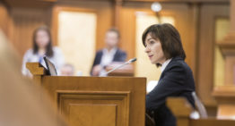 Maia Sandu președinte al R.Moldova. Curtea Constituțională a validat mandatul