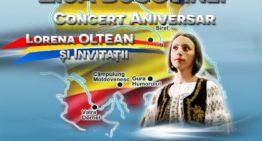 Ziua Unirii Bucovinei se sărbătorește la București cu un concert de excepție al Lorenei OLTEAN