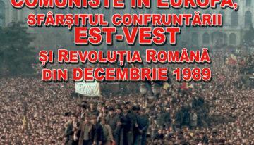 Video: Căderea regimurilor comuniste în Europa și Revoluția Română din Decembrie 1989 – Simpozion Științific cu participare internațională la București