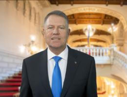 Video: Mesajul Președintelui României, domnul Klaus Iohannis, transmis cu prilejul Anului Nou