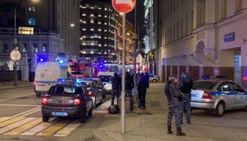 Video/Moscova: Atac armat la sediul serviciului rus de securitate FSB