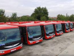 Turda este primul oraș din țară cu transport public exclusiv electric