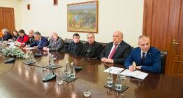 Foto: Premierul Republicii Moldova a discutat cu reprezentanții Uniunii Naţionale a Veteranilor Războiului de pe Nistru