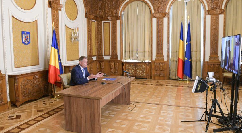 Video: Președintele Klaus Iohannis anunță măsuri și mai restrictive, începând din 25 martie. Lista de măsuri