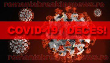 A fost înregistrat al cincilea caz de deces  în România, al unei persoane infectate cu noul coronavirus (COVID-19).