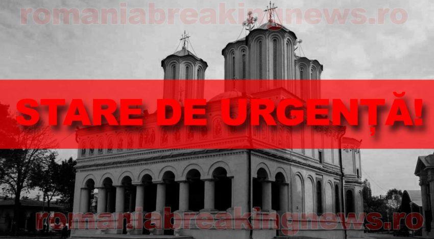 Situația slujbelor și activităților sociale bisericeşti după Ordonanța Militară Nr.2
