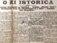 102 ani de la Unirea Basarabiei cu România! La mulți ani dragi români de pe ambele maluri ale Prutului!