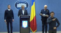 Video / Ordonanța Militară Nr.3 : România intră în carantină totală! Se interzirce circulația tuturor persoanelor cu excepțiile menționate în Ordonanță