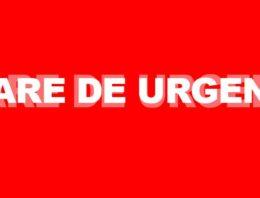 Noile măsuri restrictive în structurile ambulatorii ale spitalelor publice și private: se suspendă internările, intervențiile chirurgicale, investigațiile medicale