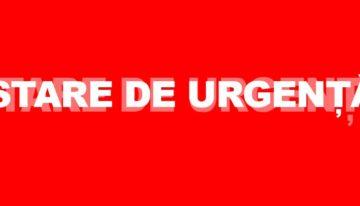 Noi restricții! ORDONANȚA MILITARĂ nr. 2 din 21.03.2020 ridică gradul măsurilor de prevenire a răspândirii COVID-19