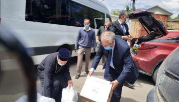 O nouă donație din România a trecut Prutul pentru a ajuta R.Moldova în lupta cu COVID-19.
