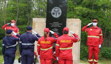 Recunoștiință pentru medicii SMURD – Iași, căzuți acum patru ani la Haragâș în Republica Moldova