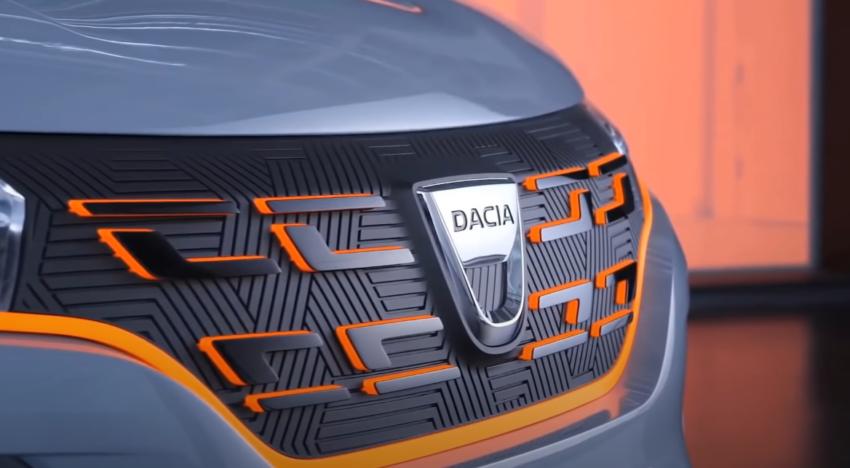 """""""Spring"""" – Primul model 100% electric de la Dacia va fi prezentat publicului"""