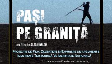 """Prezentarea filmului """"Pași pe graniță"""" la București, prilej și semnal pentru organizațiile civice și media de a strânge rândurile pentru identitate, istorie și cultură românească în Basarabia și Nordul Bucovinei"""