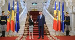 Președinții Klaus Iohannis și Maia Sandu se vor întâlni la sfârșitul lunii decembrie la Chișinău