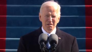 """Video: """"Democraţia a învins!"""" – Joe Biden a devenit al 46-lea președinte al Statelor Unite"""