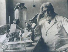 """Acum 100 de ani se înființa Institutului de Seruri și Vaccinuri """"Dr. I. Cantacuzino"""""""