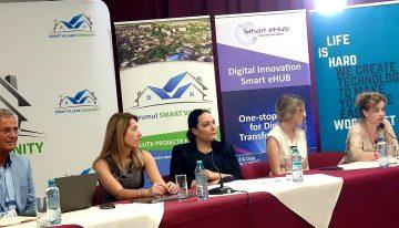 Transformarea digitală a comunităților rurale și exemple de bune practici în proiecte de ameliorare a calității locuirii la Forumul Smart Village