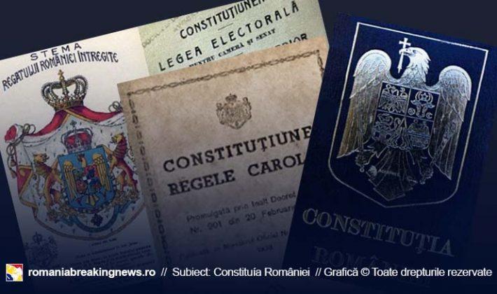 Iulie 1866: se promulga prima constituție a României. De ce Constituțiile României din1991și2003nu se bucură de legitimitate și nu au intrat niciodată în vigoare?
